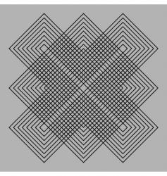 vector optical art vector image