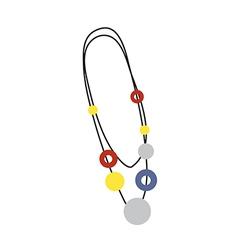A necklace vector