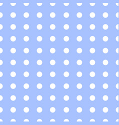 Easter blue seamless pattern retro points vintage vector
