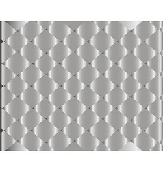Silver Pattern Background vector image