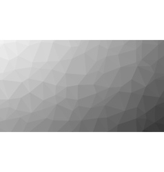 Abstract gray gradient lowploly of many vector