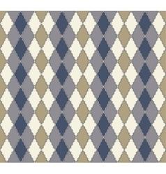 geometric endless pattern vector image