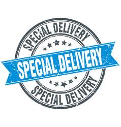 Special delivery vector