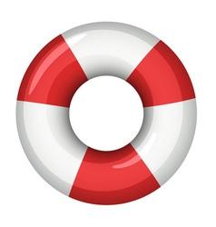 Life saver icon vector