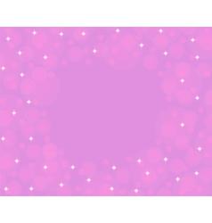 Purple christmas background vector image
