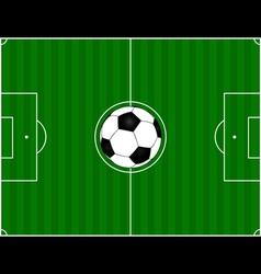 Futbool stadium vector