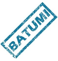 Batumi rubber stamp vector