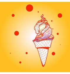 Ice-cream vector