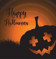 halloween background 0109 vector image