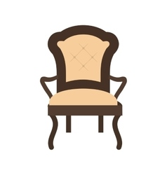 Chair  furniture vector