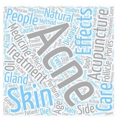 Of pricks and zits text background wordcloud vector