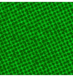 Square Grass Texture vector image vector image