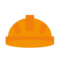 Helmet industrial security icon image vector