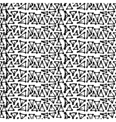 Hand drawn seamless pattern texture for vector image vector image
