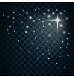 Shine star sparkle icon 13 vector