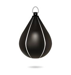Big punching bag vector image