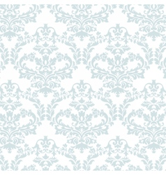 floral luxury ornament pattern vector image vector image