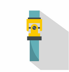 Mechanic detail icon flat style vector