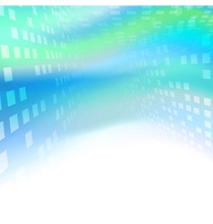 Bright abstract futuristic background concept vector image