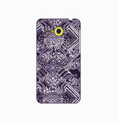Batik phonecase 14 vector