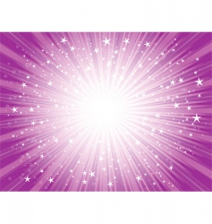 abstract stars design vector image