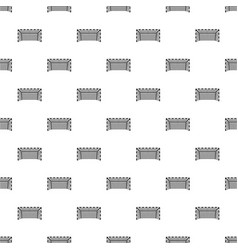 Goal post pattern vector