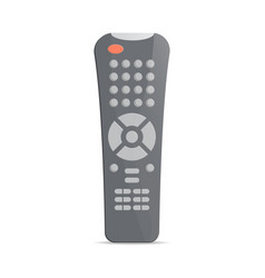 Modertn remote control for satellite receiver icon vector