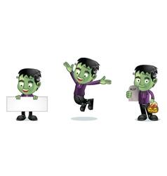 Frankenstein 1 vector image