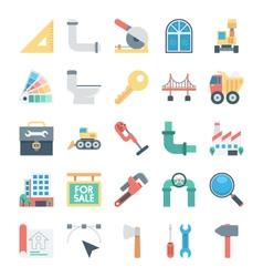 Construction icon 5 vector