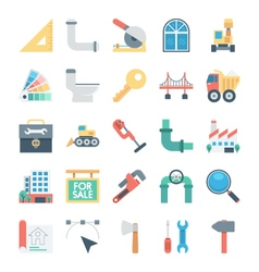 Construction icon 5 vector