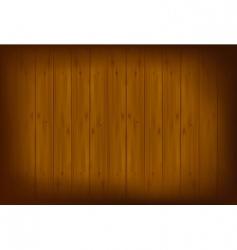 Wood brown background vector
