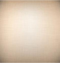 Brown linen texture vector