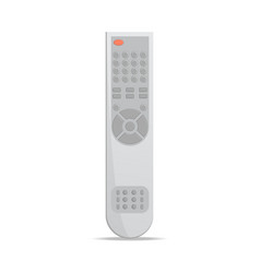 Modern electronic remote control icon vector