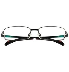 Piece of eyewear vector