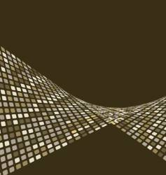 mosaic tiles background vector image