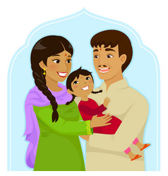 national girl child day of india vector image vector image