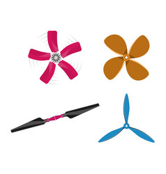 Propeller fan fan propeller vector