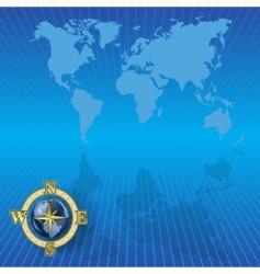 modern world vector image