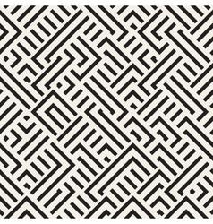 Seamless diagonal irregular interlacing vector