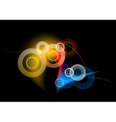 Color curves vector