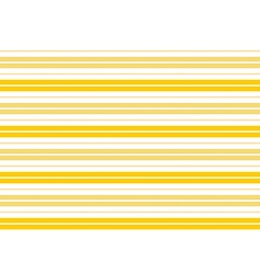Yellow White Stripes Background vector image