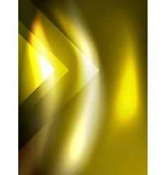 Shiny silk wave abstract background vector