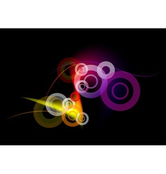 Color light vector