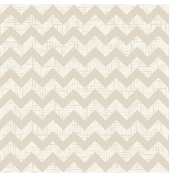 Seamless chevron pattern on grunge vector image vector image