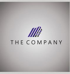 building logo ideas design vector image vector image