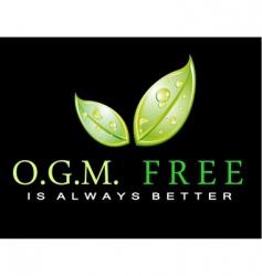 slogan vector image