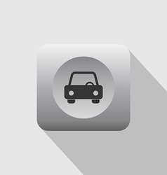 Vehicle icon vector