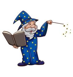 Wizard vector