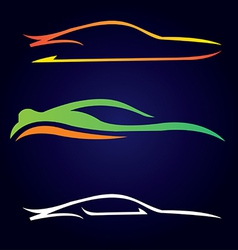 Cars logo vector