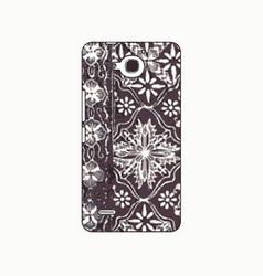 Batik phonecase 17 vector